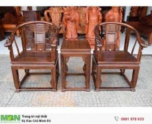 Bộ Bàn Ghế Minh Đế