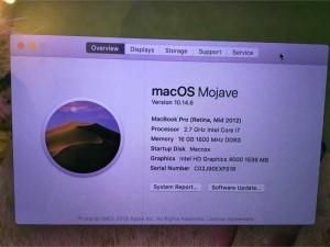 BÁN NHANH macbook pro 15 inch retina mid 2012...