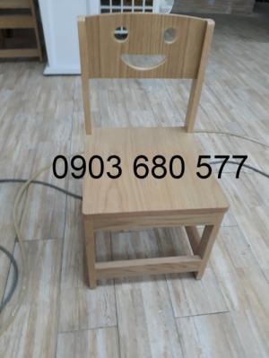 Chuyên bán bàn ghế gỗ mầm non giá rẻ, uy tín, chất lượng nhất