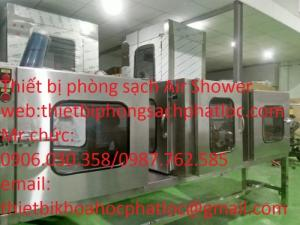Thiết Bị Phòng Sạch Air Shower