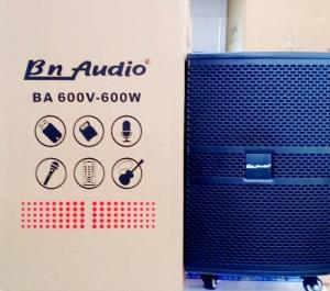 Loa kéo BN Audio BA 600V-600W đến từ YORBA, LINDA, USA