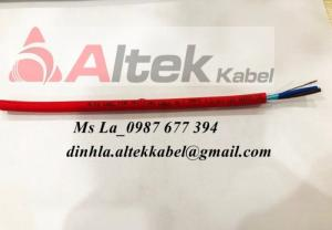 Cáp chống cháy chống nhiễu Altek Kabel giá cả hợp lý