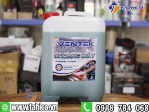 Dung dịch rửa khoang máy ô tô xe máy Ventek 20 lít