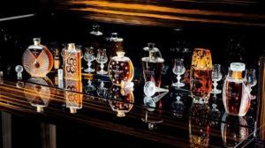 Vỏ chai đẹp trưng bày