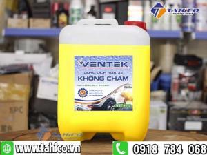 Dung dịch rửa xe không chạm Ventek VET75 20 lít