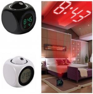 Đồng hồ báo thức có giọng nói có đèn led
