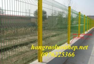 2019-10-17 13:58:03  4  Hàng rào lưới thép, hàng rào mạ kẽm, sơn tĩnh điện 20,000