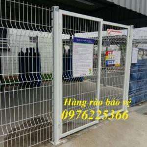 2019-10-17 18:07:03  3  Lưới thép hàng rào mạ kẽm, hàng rào sơn tĩnh điện 20,000