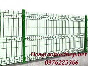 2019-10-17 18:07:03  5  Lưới thép hàng rào mạ kẽm, hàng rào sơn tĩnh điện 20,000