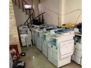 2019-10-17 20:10:50 máy photocopy rioch mp 3351 chuẩn kho 5,500,000