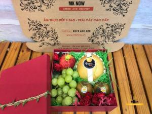 Hộp trái cây quà 20/10 MKnow - FSNK107