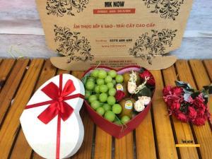 Hộp quà trái cây 20/10 MKnow - FSNK105