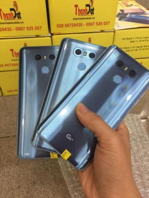 Bán LG G6 plus quốc tế 1sim 128gb likenew 99%