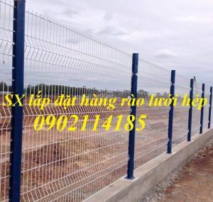 Mẫu hàng rào đẹp,Hàng rào bảo vệ, hàng rào khu công nghiệp