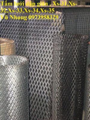 Lưới dập giãn - lưới kéo giãn - lưới mắt cao - Xs31-Xs32-Xs33-Xs34- Xs35-Xs41-Xs-42-Xs43