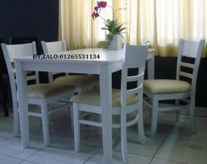 Bàn ghế dựa phòng ăn