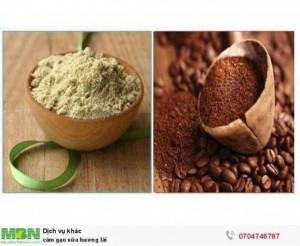 Cám gạo sữa hương lài mặt nạ dưỡng da