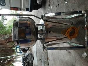 Máy xay giò công nghiệp INOX 304