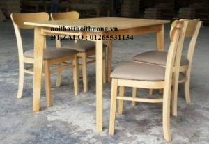 Bàn ghế ăn 04