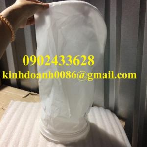 Túi lọc NMO size 1 50 micron  lọc cặn sữa đậu nành, sữa đậu xanh, sữa từ các loại đậu