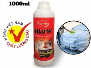 Nước Rửa Xe Bọt Tuyết Socare Snow 1L