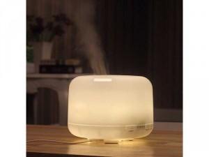 Máy khuếch tán tinh dầu trụ tròn nguyên hộp