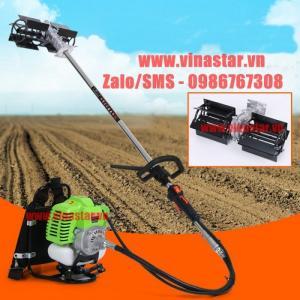 Máy xạc cỏ xới đất đeo vai ( 3 chức năng )