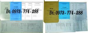 Bộ hồ sơ cán bộ công chức có mẫu b01, b02, b03, b04, b05, b06, hs09-VC/BNV giá rẻ, mẫu chuẩn mới nhất