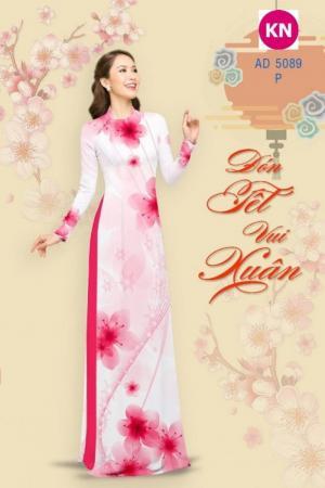 Vải áo dài trơn, vải áo dài hoa nhí, vải áo dài Cô ba Sài Gòn