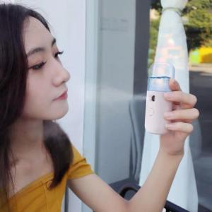 Máy Xịt Khoáng Nano Mini Cầm Tay