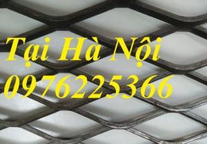 Lưới kéo giãn, lưới quả trám sản xuất trực tiếp và phân phối