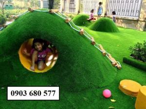 Chuyên cung cấp cỏ nhân tạo cho trường mầm...