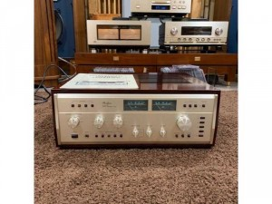 Amply Accuphase E-303X