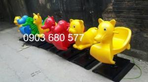 Chuyên cung cấp đồ chơi thú nhún trẻ con giá rẻ, uy tín, chất lượng nhất