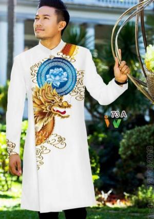 Vải áo dài nam cách tân Ngọc Đăng TP HCM