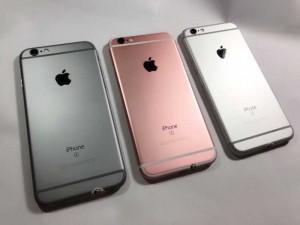 iPhone 6S-32G-QUỐC TẾ-Màu Hồng/Trắng.Mới98%.Nguyên Zin