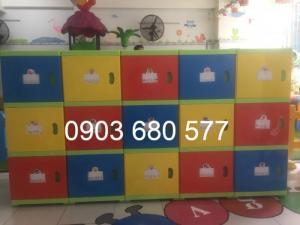 Cung cấp tủ trẻ em cho trường mầm non, lớp mẫu giáo, nhà trẻ