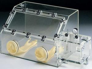 Buồng Thao Tác Cách Ly -  GLOVE BOX - Nhật Bản