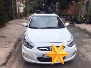 Gia đình cần bán xe Hyundai Accent đời 2014...