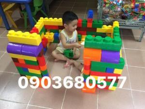 Cung cấp đồ chơi lắp ráp thông minh dành cho trẻ nhỏ