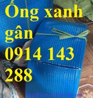Ống bạt xanh xả nước D150 chính hãng chất lượng cao