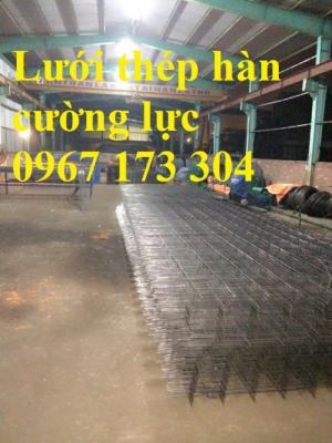 Lưới thép hàn D8(150*150) giá tận nơi sản xuất chất lượng cao