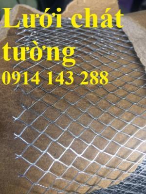 Lưới thép dập giãn 1mm mắt 10*20mm chất lượng cao chính hãng