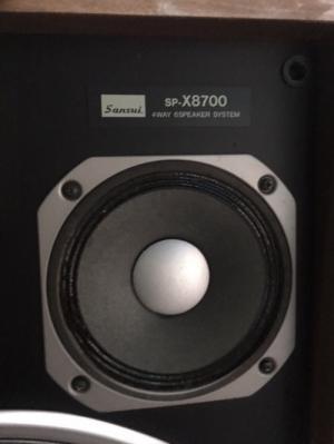 Loa Sansui SP-X8700