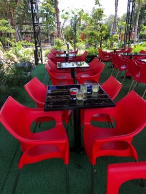 bàn ghế cafe sân vườn giá tốt