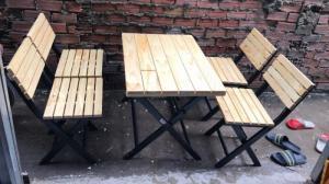 bàn ghế quán nhậu