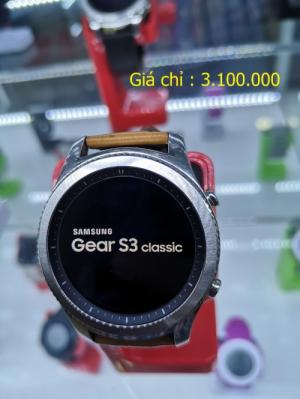 Samsung Gear S3 classic giá rẻ