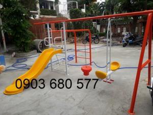 Chuyên cung cấp xích đu liên hoàn cho trường mầm non, công viên, khu vui chơi