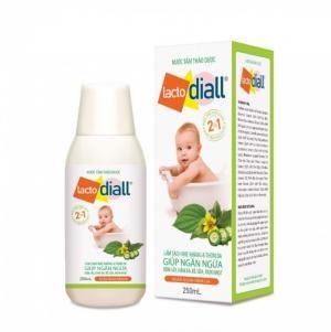 Nước tắm thảo dược lactodiall