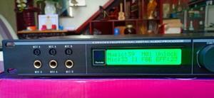 2019-11-14 15:08:35  1 Vang số karaoke PS X10 Plus Giao diện đơn giản, dễ xài, máy tích hợp 15 băng tần Equalizer dải rộng cho phép điều chỉnh từng băng tần một cách chi tiết Vang số PS-X10 Plus hỗ trợ Optical, Rec out, chống hú Feedback 4.1 4,200,000